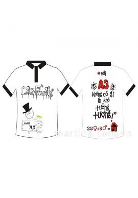 Đồng phục áo phông nhóm - lớp LH01