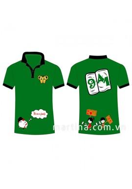 Đồng phục áo phông nhóm - lớp LH02