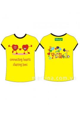 Đồng phục áo phông nhóm - lớp LH03