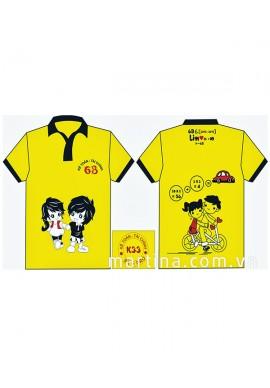 Đồng phục áo phông nhóm - lớp LH13