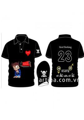 Đồng phục áo phông nhóm - lớp LH48