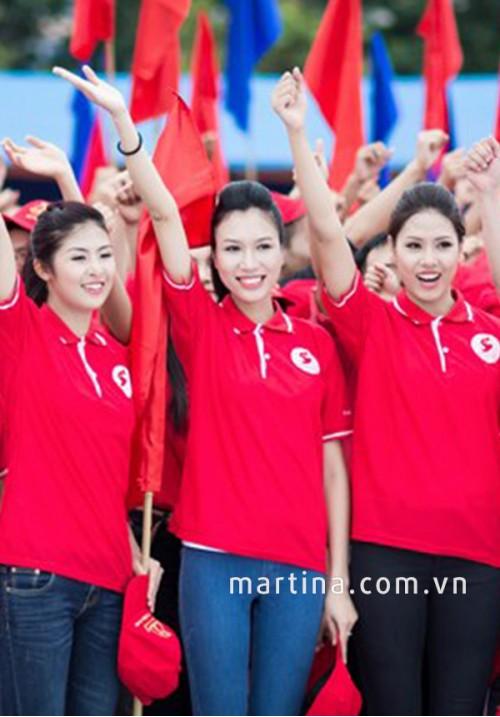 Đồng phục áo phông sự kiện LH05