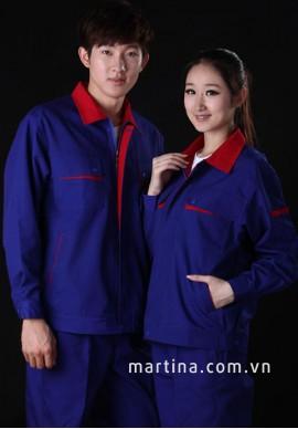 Đồng phục BHLD LH02