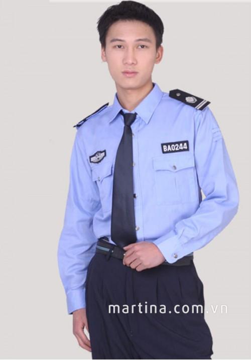 Đồng phục Bảo vệ LH10