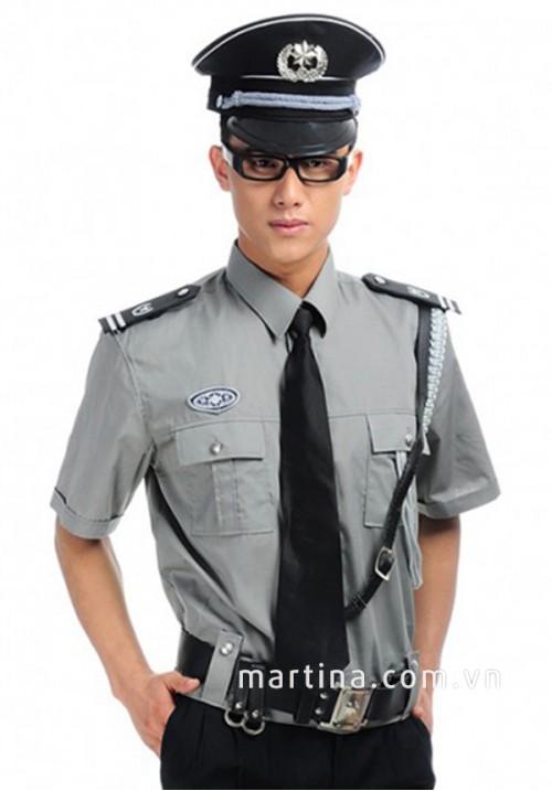 Đồng phục Bảo vệ LH12