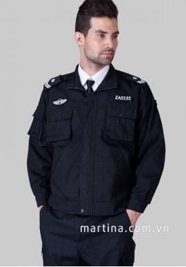 Đồng phục Bảo vệ LH04