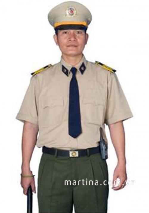 Đồng phục Bảo vệ LH08