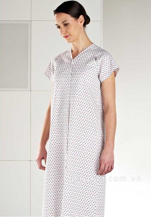 Đồng phục áo bệnh nhân LH10