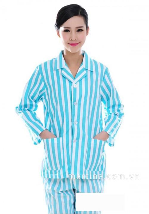 Đồng phục áo bệnh nhân LH11