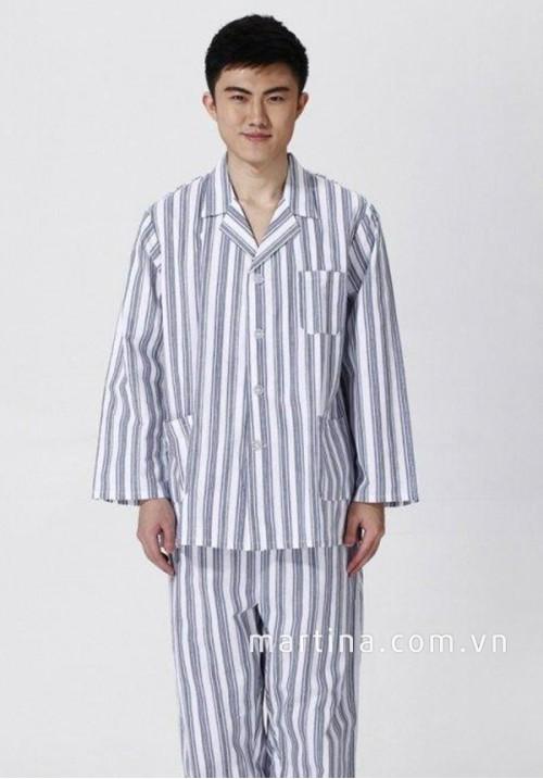 Đồng phục áo bệnh nhân LH15