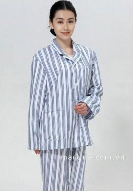 Đồng phục áo bệnh nhân LH14