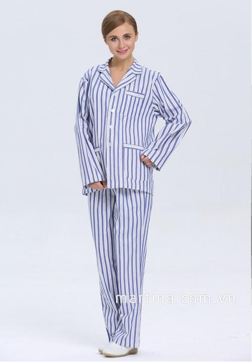 Đồng phục áo bệnh nhân LH18