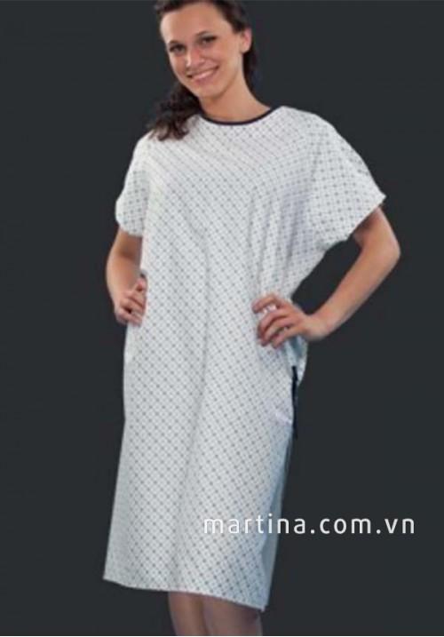 Đồng phục áo bệnh nhân LH03