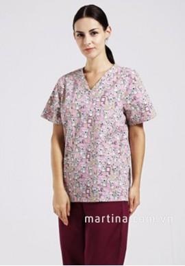 Đồng phục áo bệnh nhân LH21
