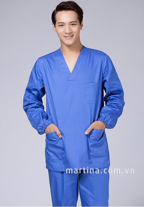 Đồng phục áo bệnh nhân LH22