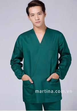Đồng phục áo bệnh nhân LH24