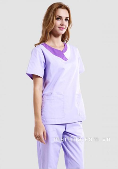 Đồng phục áo bệnh nhân LH26