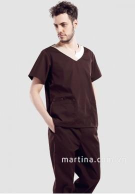 Đồng phục áo bệnh nhân LH27