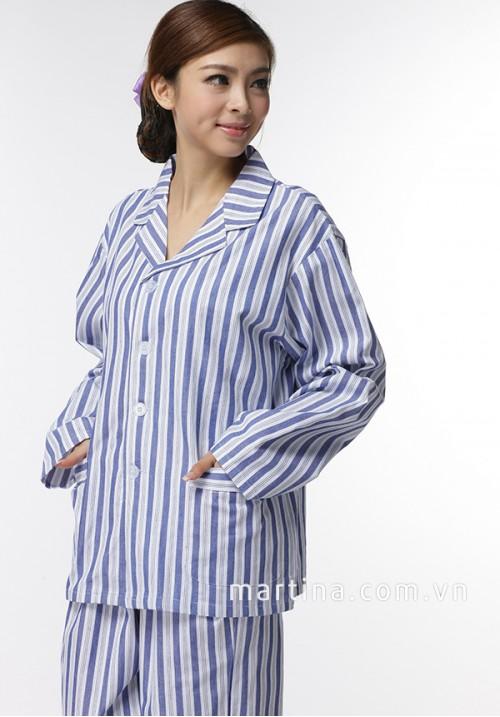 Đồng phục áo bệnh nhân LH06