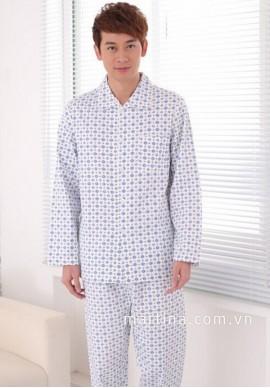 Đồng phục áo bệnh nhân LH08