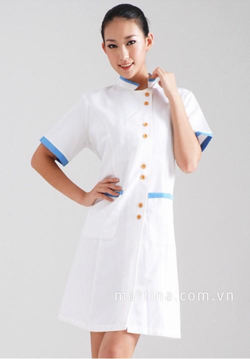 Đồng phục y tá LH16