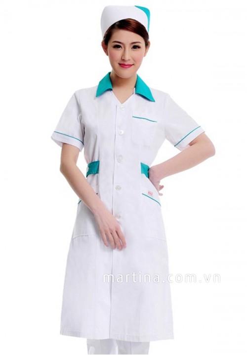 Đồng phục y tá LH01