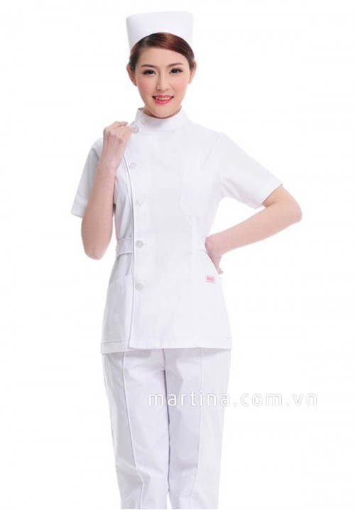 Đồng phục y tá LH12