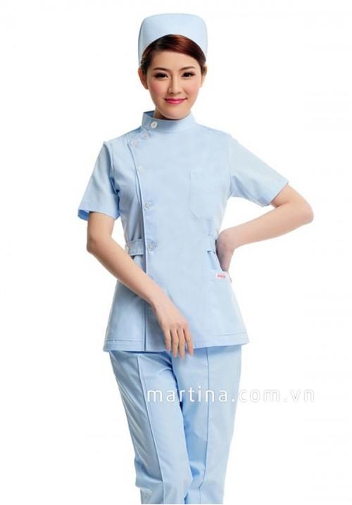 Đồng phục y tá LH02