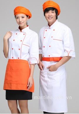 Đồng phục Bếp LH01