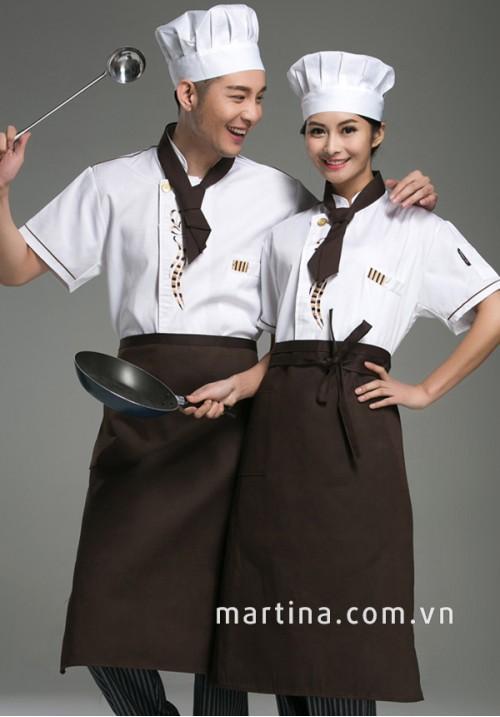 Đồng phục Bếp LH11