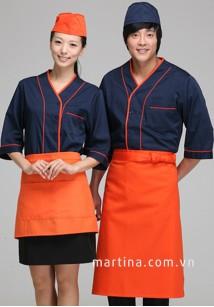 Đồng phục Bếp LH03