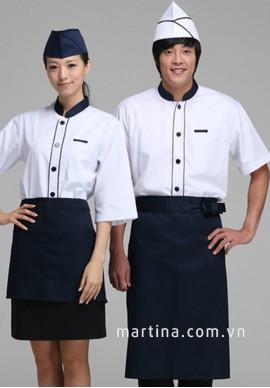 Đồng phục Bếp LH04