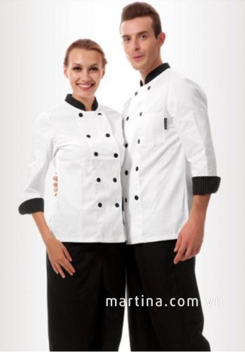 Đồng phục Bếp LH06
