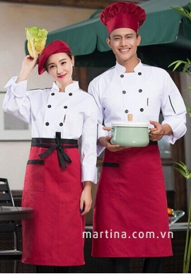 Đồng phục Bếp LH07