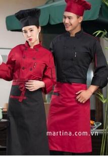 Đồng phục Bếp LH08