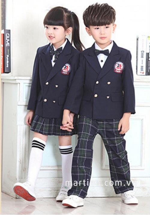 Đồng phục mầm non - Cấp 1 LH13