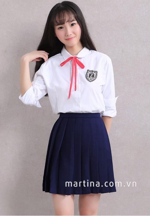 Đồng phục học sinh cấp 2 - cấp 3 LH01