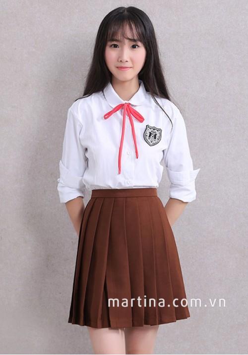 Đồng phục học sinh cấp 2 - Cấp 3 LH10