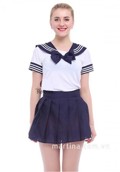 Đồng phục học sinh cấp 2 - Cấp 3 LH15