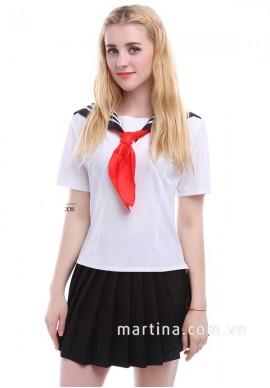Đồng phục học sinh cấp 2 - Cấp 3 LH16