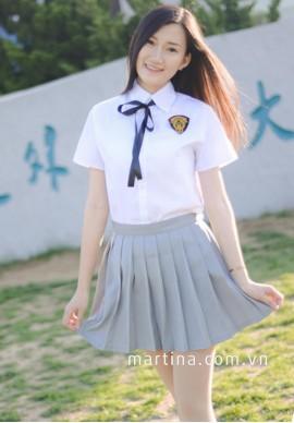 Đồng phục học sinh cấp 2 - cấp 3 LH02