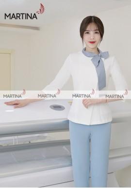 Đồng phục nhân viên Massage/Spa LH02