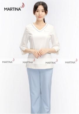 Đồng phục nhân viên Massage/Spa LH09