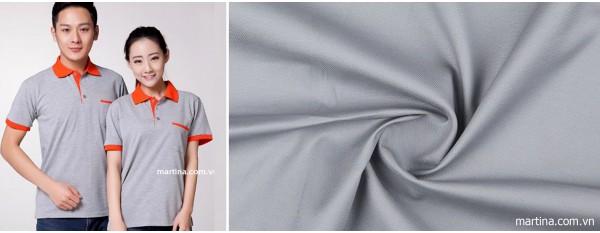 Tôi muốn may áo thun đồng phục công ty thì nên chọn chất liệu vải gì đẹp nhất?