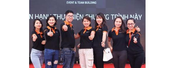 Nhận may đồng phục cho công ty số lượng ít đẹp, giá rẻ Hà Nội